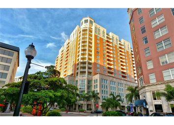 Thumbnail 2 bed town house for sale in 1350 Main St #1208, Sarasota, Florida, 34236, United States Of America