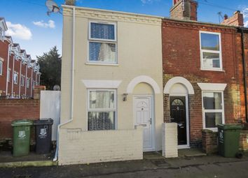 Thumbnail 2 bedroom end terrace house for sale in School Road, Great Yarmouth
