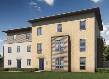 Thumbnail 2 bed flat for sale in Thorney Leys, Witney