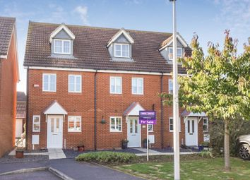 Thumbnail 3 bed terraced house for sale in Headstock Rise, Hoo Rochester