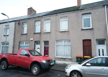 Thumbnail 2 bedroom terraced house for sale in Downing Street, Newport