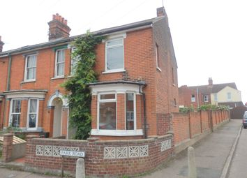 Thumbnail 2 bed end terrace house to rent in Park Road, Harwich