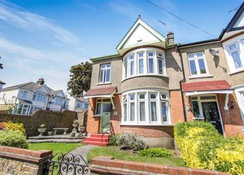 Thumbnail 3 bed end terrace house for sale in Southchurch Hall Close, Southend On Sea, Essex