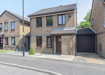 Thumbnail 3 bed link-detached house for sale in John Gooch Drive, Enfield