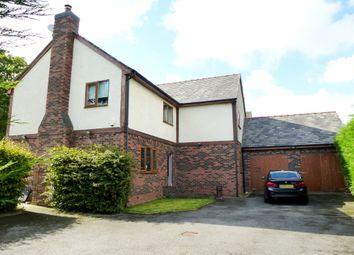 Thumbnail 4 bed detached house for sale in Lennox Lane, Bidston, Prenton