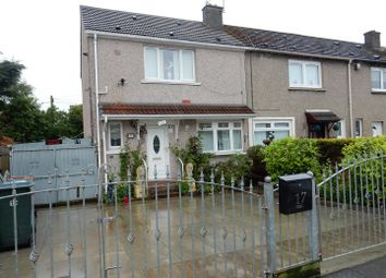 Thumbnail 2 bed property for sale in Earn Crescent, Wishaw