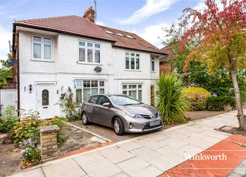 Thumbnail 2 bedroom maisonette for sale in Chesterfield Road, West Finchley, London