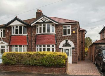 Thumbnail 4 bed semi-detached house for sale in St. James's Grove, Timperley, Altrincham