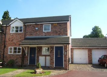 Thumbnail 2 bed flat to rent in 1 Park Ct Mews, Cheadle