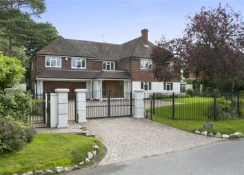 Thumbnail 8 bedroom detached house for sale in Miles Lane, Cobham, Surrey