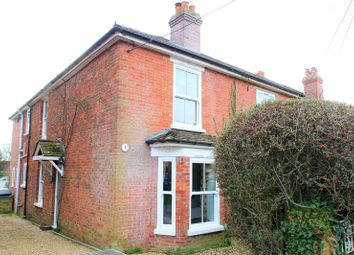 Thumbnail 3 bed semi-detached house for sale in Park Road, Bishops Waltham, Southampton