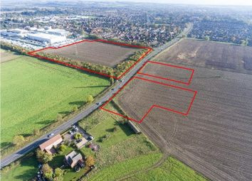 Thumbnail Land for sale in Employment Land At Trinity Park, North Road, Retford, Nottinghamshire