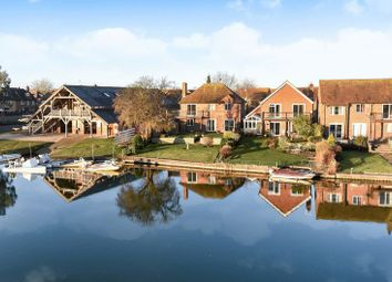 Thumbnail 3 bed detached house for sale in Kingfisher Close, Abingdon
