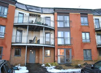 Thumbnail 2 bed flat for sale in Kaims Terrace, Kirkton, Livingston