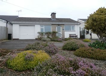 Thumbnail 3 bed detached bungalow for sale in Trem Y Gorwel, Ffosyffin, Aberaeron, Ceredigion
