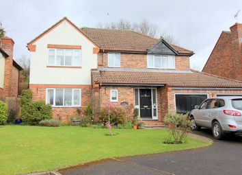 Thumbnail 4 bed detached house to rent in Orchard Close, Alresford