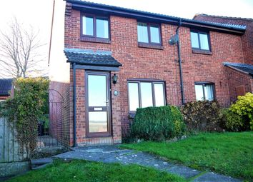 Thumbnail 3 bed end terrace house for sale in Rogers Meadow, Marlborough