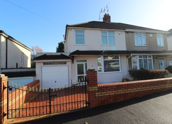 Thumbnail 3 bed semi-detached house for sale in Hazelbury Road, Bristol