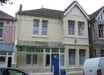 Thumbnail 7 bed town house to rent in College Avenue, Mutley, Plymouth