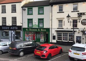 Thumbnail Retail premises for sale in 30-31, Market Place, Doncaster