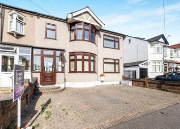 6 bed semi-detached house for sale in Keswick Gardens, Ilford IG4