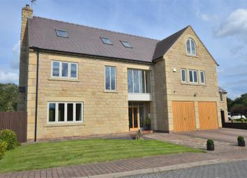 Thumbnail 6 bed detached house for sale in Ecclesbourne Meadows, Duffield, Belper