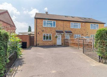 Thumbnail 3 bed semi-detached house for sale in Palmers Grove, Nazeing, Waltham Abbey