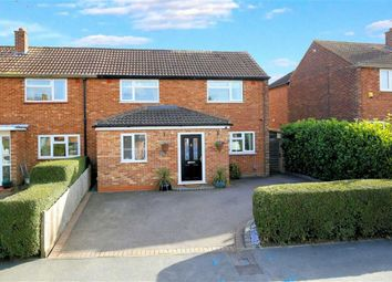 Thumbnail 4 bed semi-detached house for sale in Queens Road, North Weald, Epping