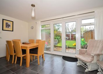 Thumbnail 3 bedroom town house for sale in Wickham Place, Kingswood, Basildon, Essex