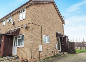 Thumbnail 1 bedroom end terrace house for sale in Constable Close, Halesworth