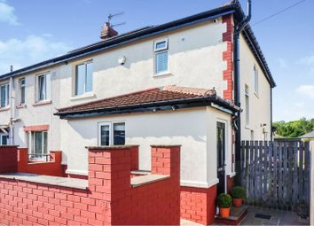 Thumbnail 4 bed semi-detached house for sale in Wyvil Crescent, Ilkley