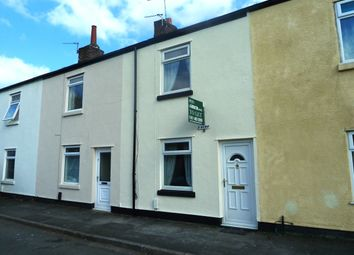 Thumbnail 3 bed terraced house to rent in Wellington Street, Hazel Grove, Stockport
