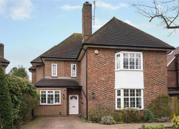 Thumbnail 5 Bed Detached House For Sale In Oaklands Avenue Esher Surrey