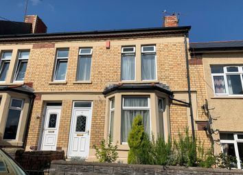 Thumbnail 3 bed terraced house for sale in Burlington Street, Barry