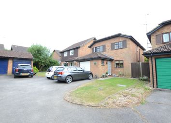 Thumbnail 4 bed detached house to rent in Clover Lane, Yateley