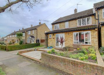 Thumbnail 3 bed end terrace house for sale in Walker Avenue, Fyfield, Ongar