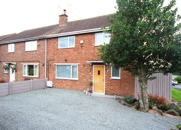Thumbnail 3 bed semi-detached house for sale in Highfields, Thornton, Coalville