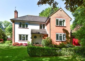 Thumbnail 4 bed detached house for sale in Ashley Road, Farnborough, Hampshire