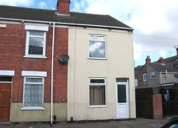 Thumbnail 2 bed end terrace house to rent in Richard Street, Grimsby