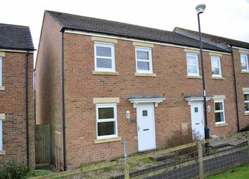 Thumbnail 3 bed end terrace house to rent in Silure View, Usk, Monmouthshire