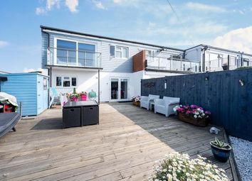 Thumbnail 4 bed semi-detached house for sale in Meath Close, Hayling Island
