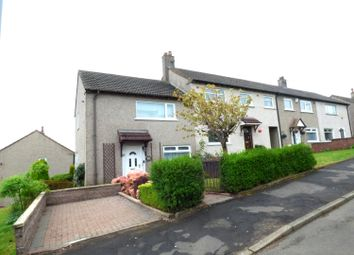 Thumbnail 2 bed end terrace house for sale in Fletcher Avenue, Gourock
