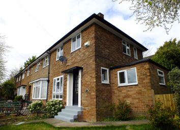 Thumbnail 2 bed end terrace house to rent in Lincombe Bank, Roundhay, Leeds