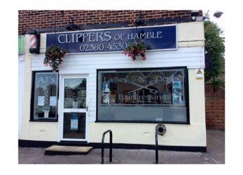 Thumbnail Retail premises for sale in 10 Coronation Parade, Southampton