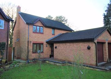 Thumbnail 4 bed detached house to rent in Gregson Way, Fulwood, Preston