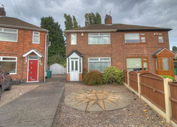Thumbnail 2 bed semi-detached house for sale in Stancliffe Avenue, Bulwell, Nottingham