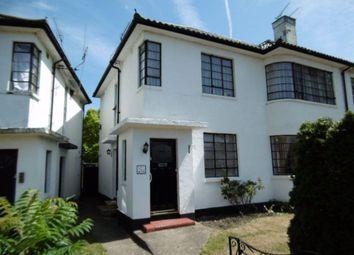 Thumbnail 2 bed maisonette to rent in Balgores Crescent, Gidea Park, Romford