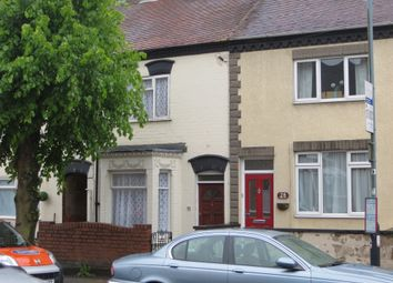 Thumbnail 2 bedroom terraced house to rent in Arbury Road, Nuneaton