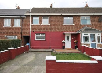 Thumbnail 3 bed town house for sale in Bancroft Road, Widnes