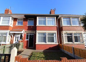 Thumbnail 3 bed terraced house for sale in Heathfield Road, Fleetwood, Lancashire